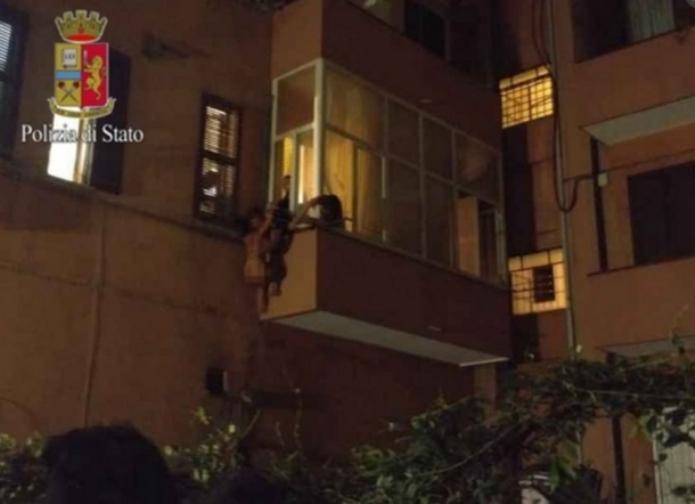 Studentă română, violată și agresată de un conațional la Roma