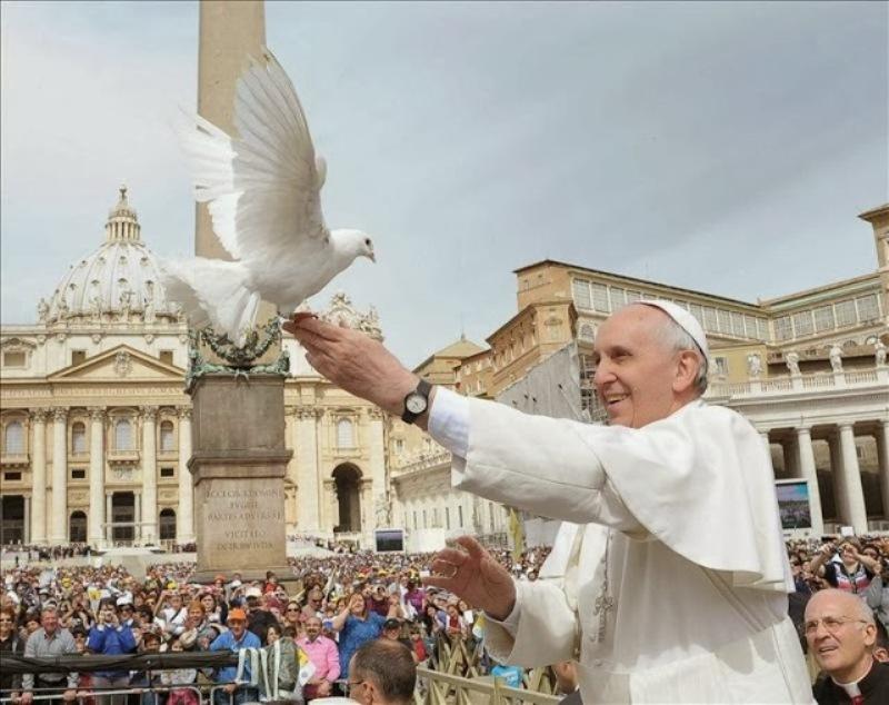 """Papa Francisc: """"Cei puternici să asculte strigătul pământului și al săracilor"""""""