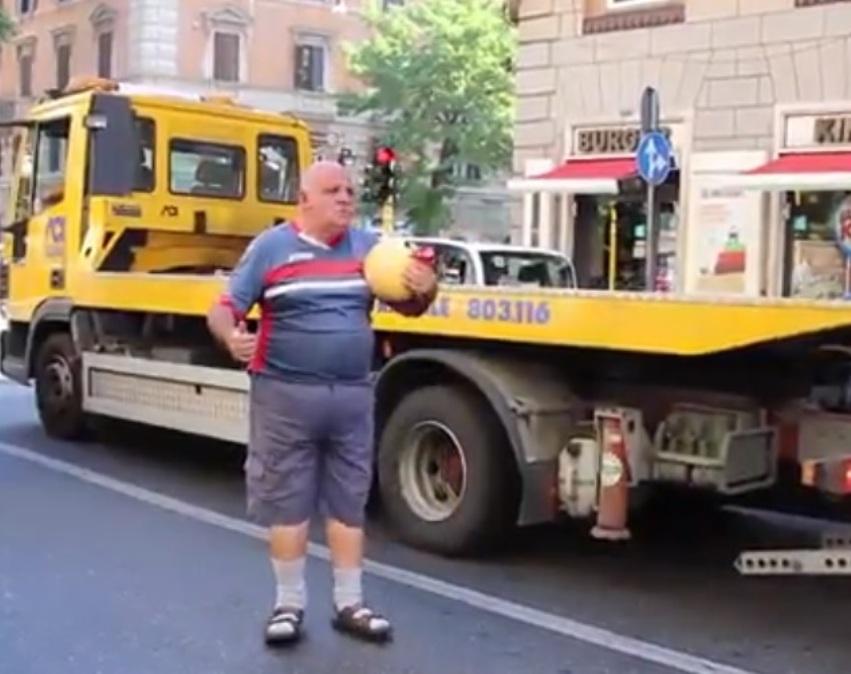 NICOLAE NEGRILĂ, de la stea a fotbalului românesc, la cerșit pe străzile Romei