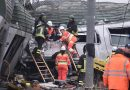 Tren deraiat lângă Milano. Bilanțul accidentului este TRAGIC