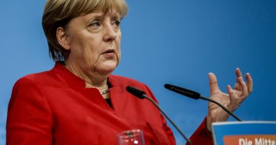 """Angela Merkel afirmă că Germania a intrat """"în al treilea val"""" al pandemiei"""