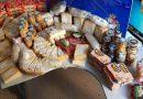Microbuz românesc plin cu alimente furate, oprit în Italia. Dosar penal pentru doi români