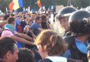 MITING DIASPORA: Procurorii militari așteaptă rezultatul expertizei substanțelor iritant lacrimogene folosite de jandarmi