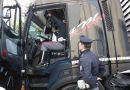 ITALIA: TIR românesc cu magnet pe tahograf, indisponibilizat de poliție. Șoferul a fost amendat