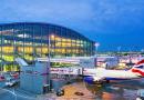 Aeroportul londonez Heathrow, închis din cauza unei drone