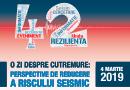 INFP organizează evenimente dedicate conştientizării şi măsurilor concrete de reducere a riscului seismic din România