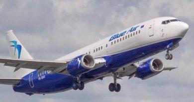 Blue Air reia zborurile către destinaţii din Marea Britanie, Spania, Italia şi Belgia