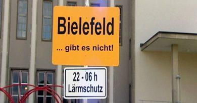 Un MILION de euro, premiu oferit în Germania celui care dovedește non-existenţa orașului Bielefeld