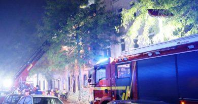 Doi români, victime ale unui incendiu produs în Germania