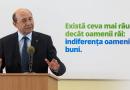 Curtea de Apel București a decis: Băsescu, turnător la Securitate