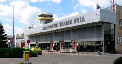 Purcel căutat de autoritățile italiene, prins pe aeroportul din Timișoara