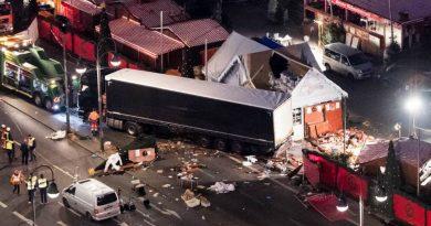 Șapte atentate teroriste, dejucate de Germania de la atacul din 2016 asupra unui târg de Crăciun de la Berlin