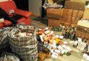 Cosmetice și haine în valoare de 500.000 de euro, furate de trei români în Franța