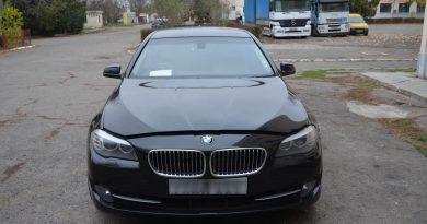"""BMW furat din Marea Britanie, găsit la Iași. Șoferul: """"Nu știu de la cine l-am cumpărat"""""""
