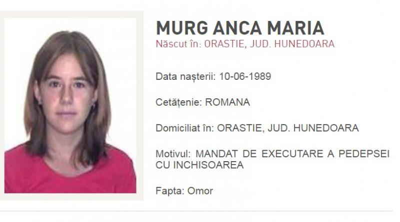 Criminală din Orăștie, capturată în Italia. A ucis un tânăr în urmă cu 12 ani