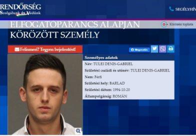 UNGARIA: Tânăr din Bârlad, jaf armat asupra unui autoturism în care erau trei românce