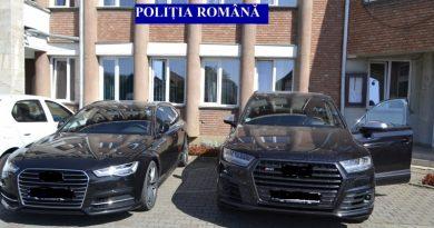 Un român și-a luat mașini de lux din Germania și nu a mai plătit ratele. A fost arestat