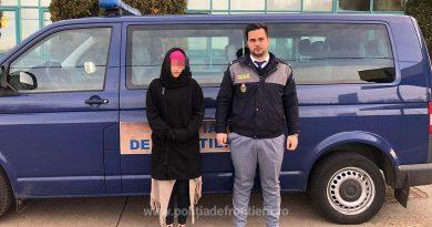 O româncă care voia să meargă la muncă în Germania s-a legitimat la frontieră cu buletinul surorii ei