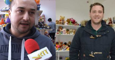 Patronii care au importat ilegal gunoaie din Anglia dețin un lanț de magazine de jucării la kilogram