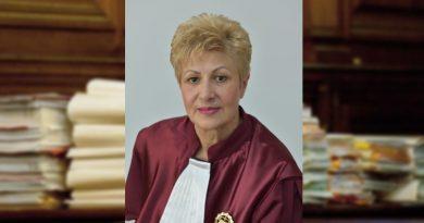 Fostă șefă a Curții Supreme, sancționată pentru dispariția a 21 de dosare penale