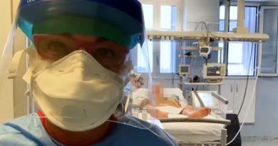 """GERMANIA: """"Tot mai mulți oameni vor necesita terapie intensivă şi asistenţă respiratorie, dar suntem pregătiți"""""""