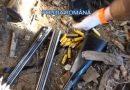 Adolescent de 16 ani, la braconat cu armă artizanală. Doi buzoieni, arestați – VIDEO