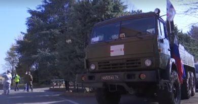 Propaganda Kremlinului și ajutorul dat Italiei. La Stampa: 80% dintre ajutoare, inutile