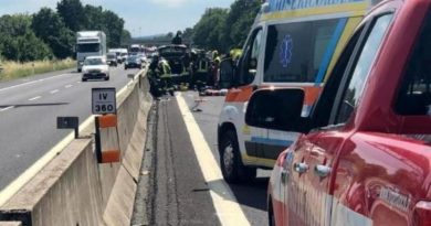 ITALIA: Patru români au murit într-un cumplit accident rutier. Alți patru sunt răniți