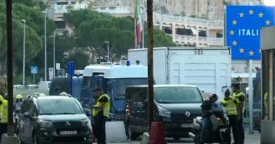 Italia și-a ÎNCHIS iar granițele pentru cetățenii din 13 țări considerate cu risc ridicat de răspândire a coronavirusului