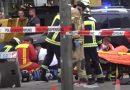 GERMANIA: O mașină a intrat cu viteză într-un grup de persoane. Șapte răniți, trei în stare gravă