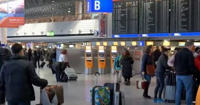 GERMANIA, controale în aeroporturi: Un român a plătit 3.000 de euro ca să scape de închisoare