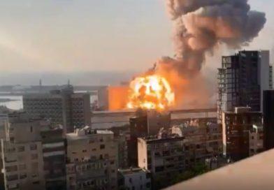 BEIRUT: Explozia uriașă a provocat 149 de morți și peste 5.000 de răniți, potrivit ultimelor date