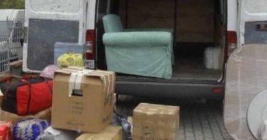 ITALIA: Șofer român, amendat cu 5.000 de euro pentru transport ilegal de pachete de la Verona în România