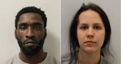 ANGLIA: O româncă și partenerul ei, condamnați pentru otrăvirea și uciderea unui bărbat. Motivul: jaful