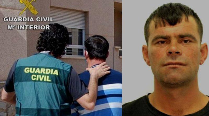 Un român urmărit de Interpol, dar care ducea o viață liniștită în Spania, a fost arestat
