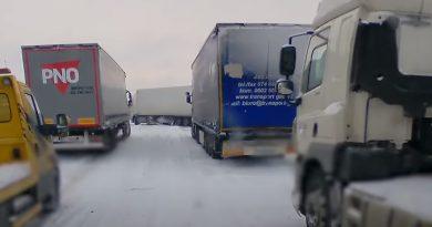 Șoferii profesioniști, obligați să prezinte test COVID-19 în Germania și Cehia. UNTRR avertizează că vor exista blocaje uriașe în UE