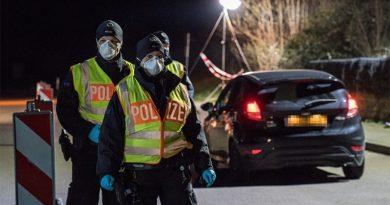 GERMANIA a interzis intrarea a zeci de mii de persoane la frontiera cu Cehia