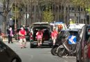 PARIS: Un mort și un rănit în urma unor focuri de armă trase în fața unui spital