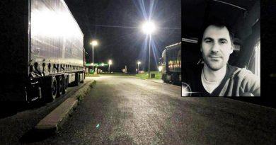 Doi bărbați, arestați în Franța în cazul înjunghierii mortale a unui șofer român de camion