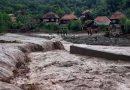 Sute de persoane din județul Alba, evacuate din cauza inundațiilor